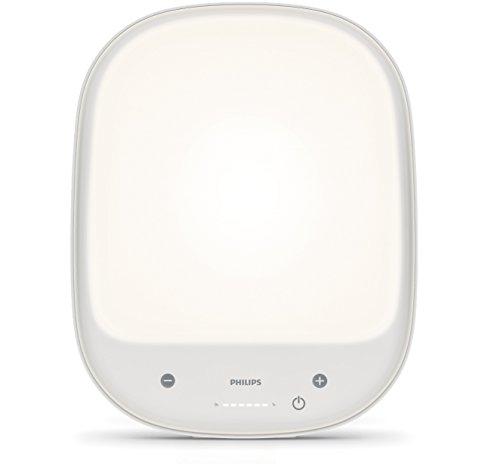 Philips HF3419/01 EnergyUp White (natürliches weißes Licht, Tageslicht, bis 10.000 Lux, Dimmer) -
